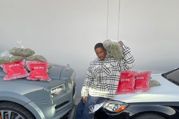 YG OG By YG's 4Hunnid Brand Is The Hottest Rapper Weed In LA Right Now