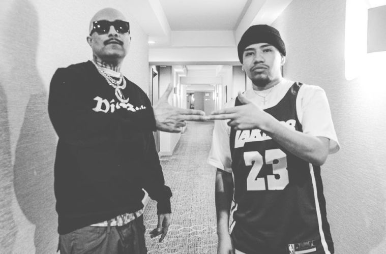 PNW Local Yungbree And The Legendary Mr. Capone-E Headline Chicano Hip-Hop Superset At Fremont's LTD
