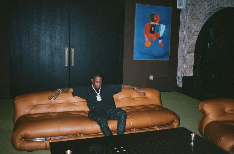 Travis Scott Partners with Cannabis Cultivators to Create Cactus Farms