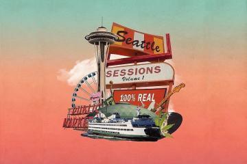Seattle Sessions Vol. 1 Compilation Album Encapsulates Historic Moment In PNW Music Scene