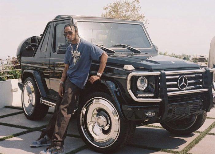 Travis Scott most influential person to youth culture