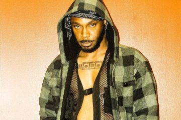JPEGMAFIA Releases His Highly Experimental Fourth Project Titled 'LP!' Featuring Denzel Curry