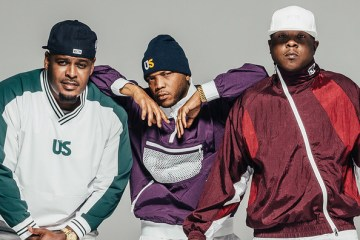 The Lox arrives in Los Angeles for their long-awaited gig at the NOVO.