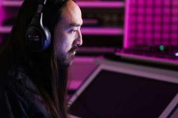 Steve Aoki Presents Side Project Ninja Attack with 'Aurora' Release