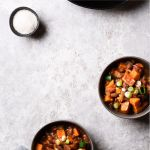 Sweet Potato and Bean Stew recipe