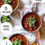 pumpkin veggie stew