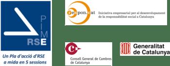 Logos RSE.Pime agrupats