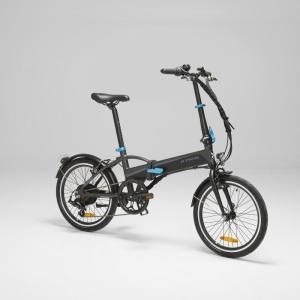 Vélo pliant B'twin Tilt 500 électrique de Décathlon