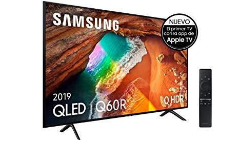 Smart TV Samsung QE65Q60R 65' 4K Ultra HD QLED WIFI Nero