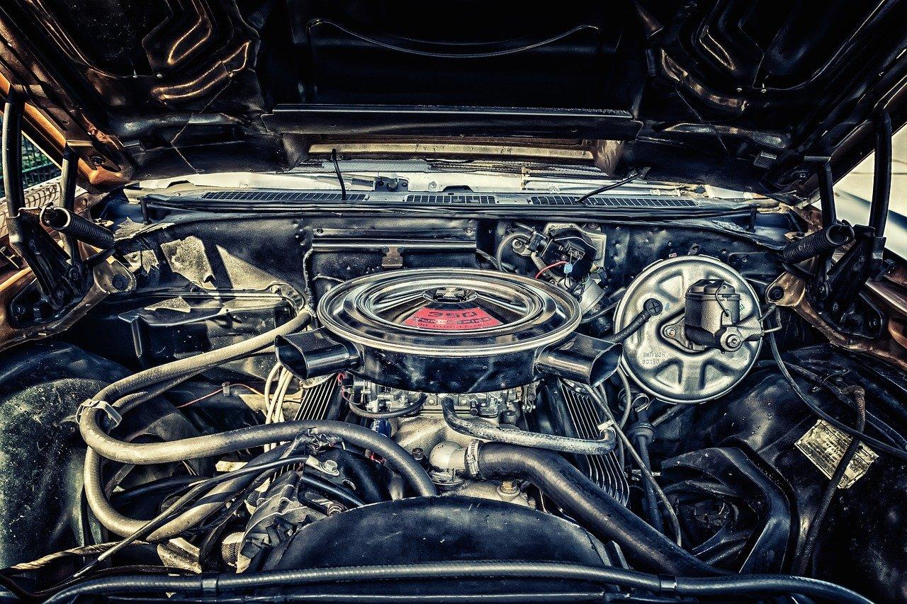 Moteur voiture Filtre à air