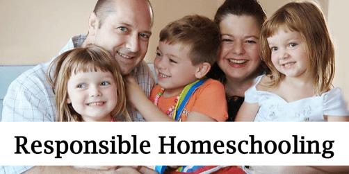 Responsible Homeschooling