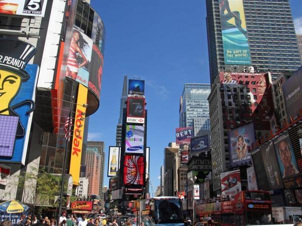New York State holidays Tours holidays in New York