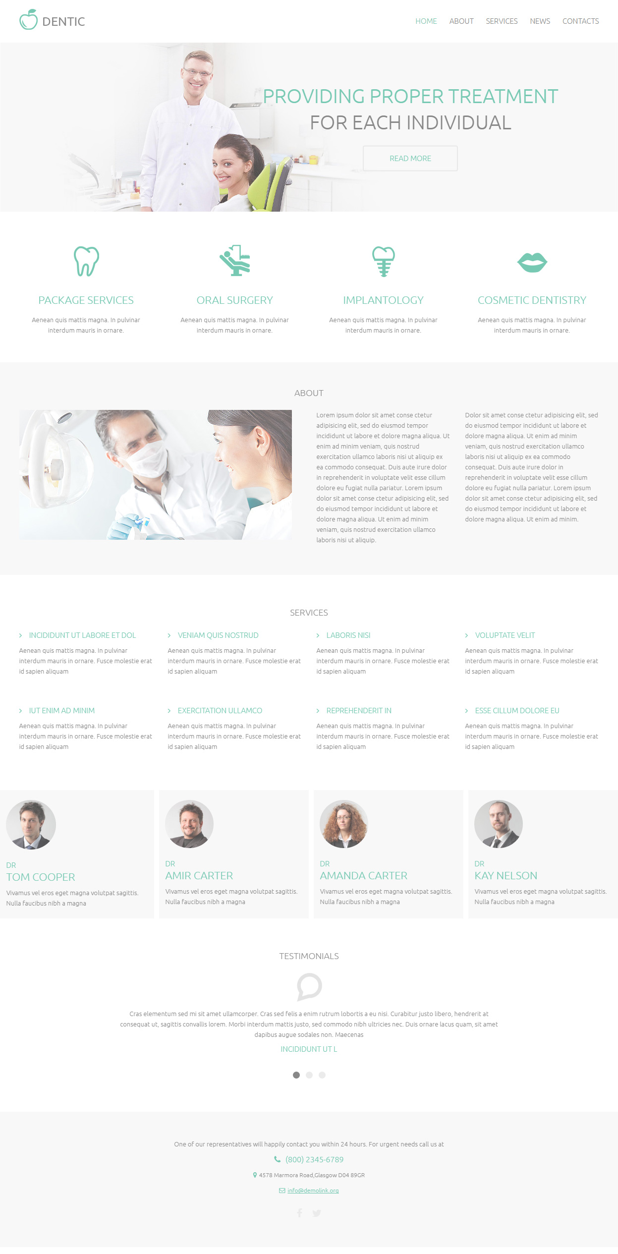 5+ Best Drupal Medical and Healthcare Themes 2017