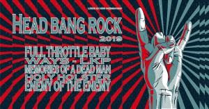 Head Bang Rock ! au @Crapo @ Le Crapo