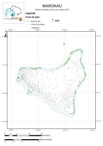 Carte de Marokau au 09/10/2017