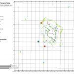 Carte de Bora Bora au 03/09/2018