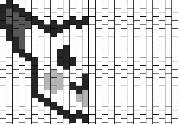 Pixel Art Symétrie Orthogonale Un Monde Meilleur