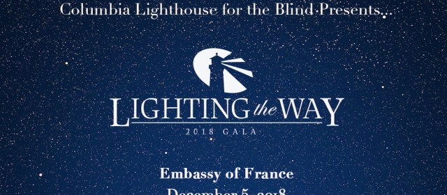 COLUMBIA LIGHTHOUSE FOR THE BLIND TO HOST LIGHTING THE WAY GALA WITH SPECIAL GUEST CHEF CHRISTINE HA