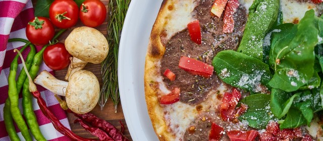 For who ones to prefer to watch: 12 city – 12 pizza restaurants from all over the World