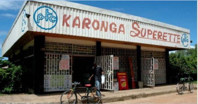 Shop in Karonga