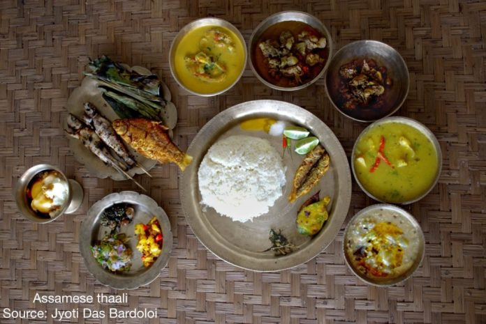 Assam dining experience