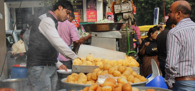 Street Foods of Assam