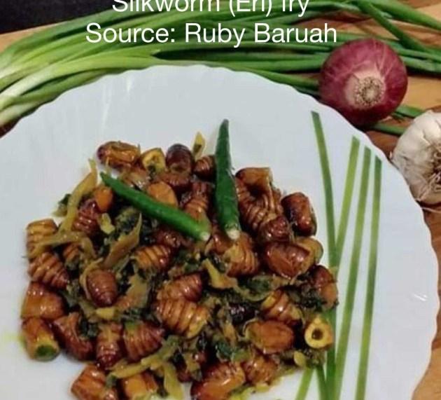 Bizarre Foods of Assam