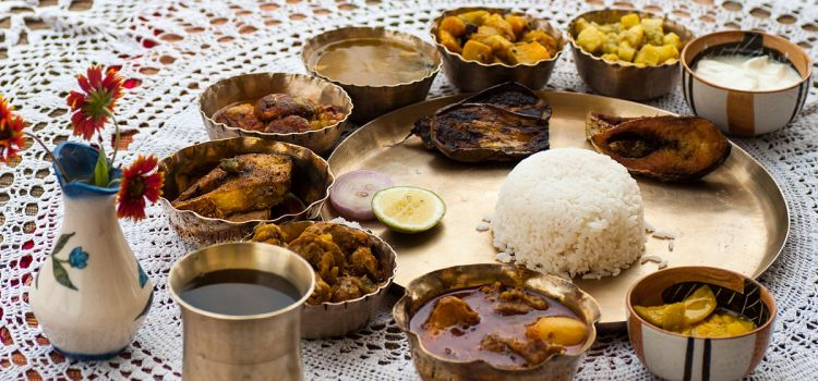 Kolkata's famous foods