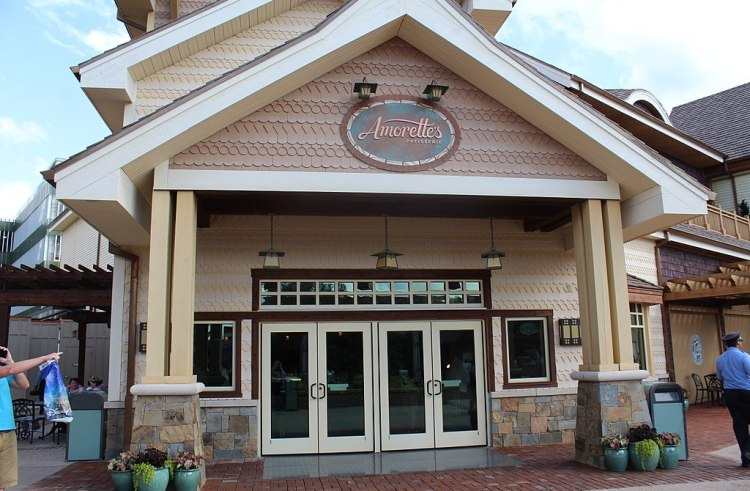 Amorette's Patisserie – Disney Springs Florida