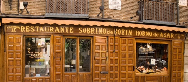 Welcome to World's Oldest Restaurant