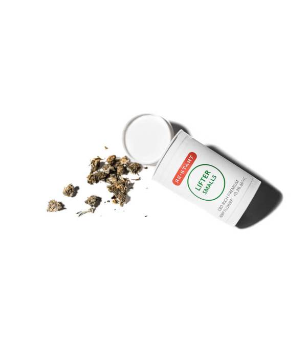 RESTART CBD Small Buds - Premium Hemp Flower Austin TX