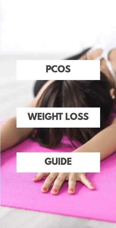 PCOS weight loss guide