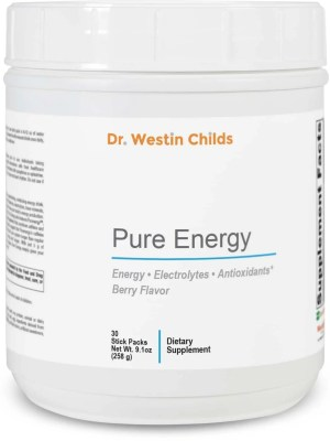 Pure Energy bottle image front