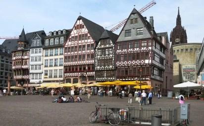 Frankfurt námestie