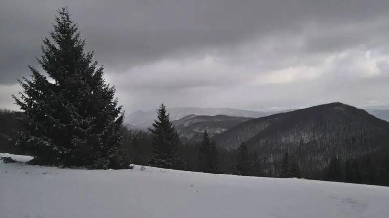 Na hrebeni