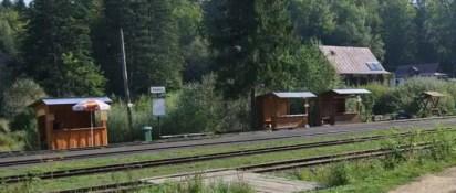 Poloniny - turistické trasy/ cyklotrasy