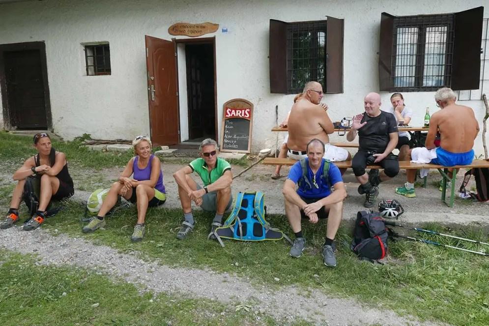 Muránska planina - turistické trasy/ cyklotrasy