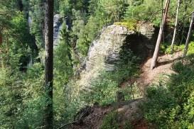 Pieskovcové skaly