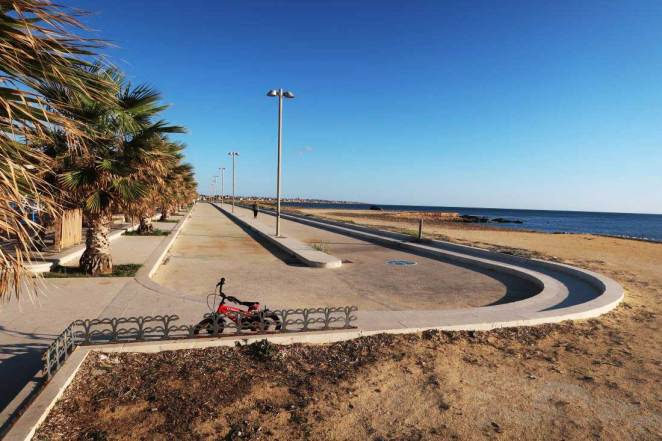 Trasy pre bežcov a cyklistov
