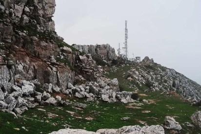 Na vrchu