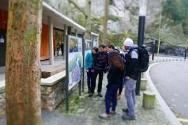Priepasť Macocha - turistické trasy/cyklotrasy