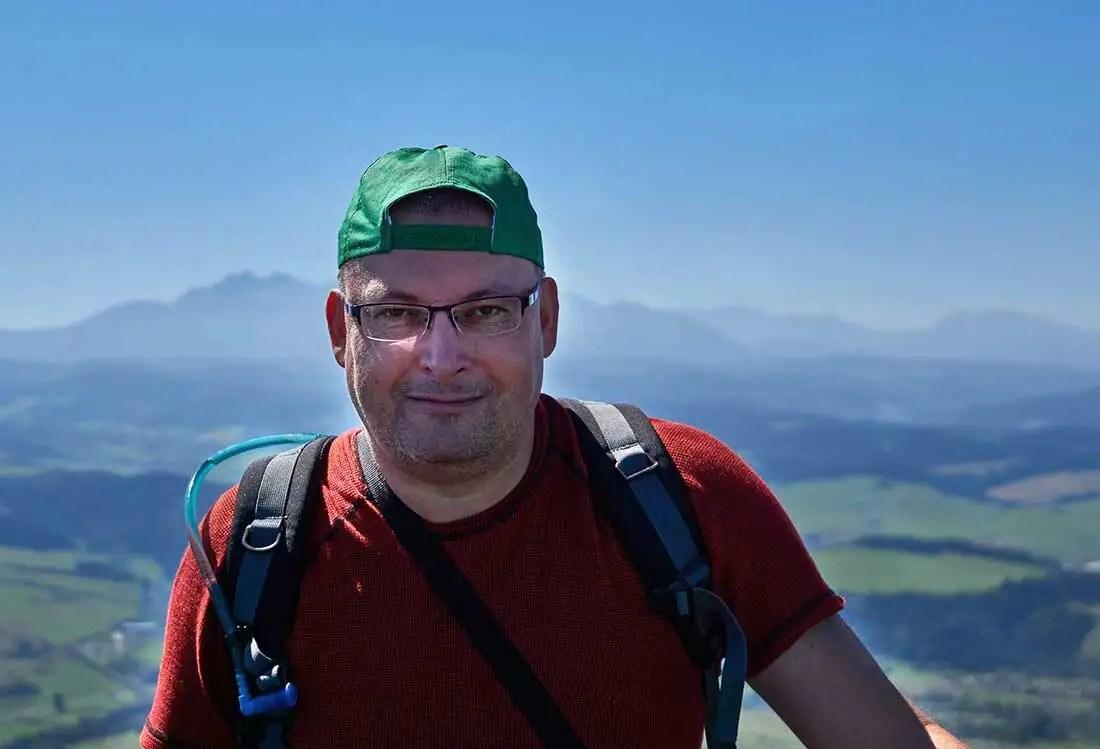 S Petrom Tkáčom o turistike a cestovaní