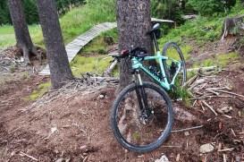 Bike park Malinné