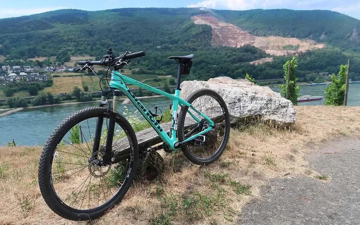 Bingen wine ride, alebo zážitkový cykloraj nad Mohanom