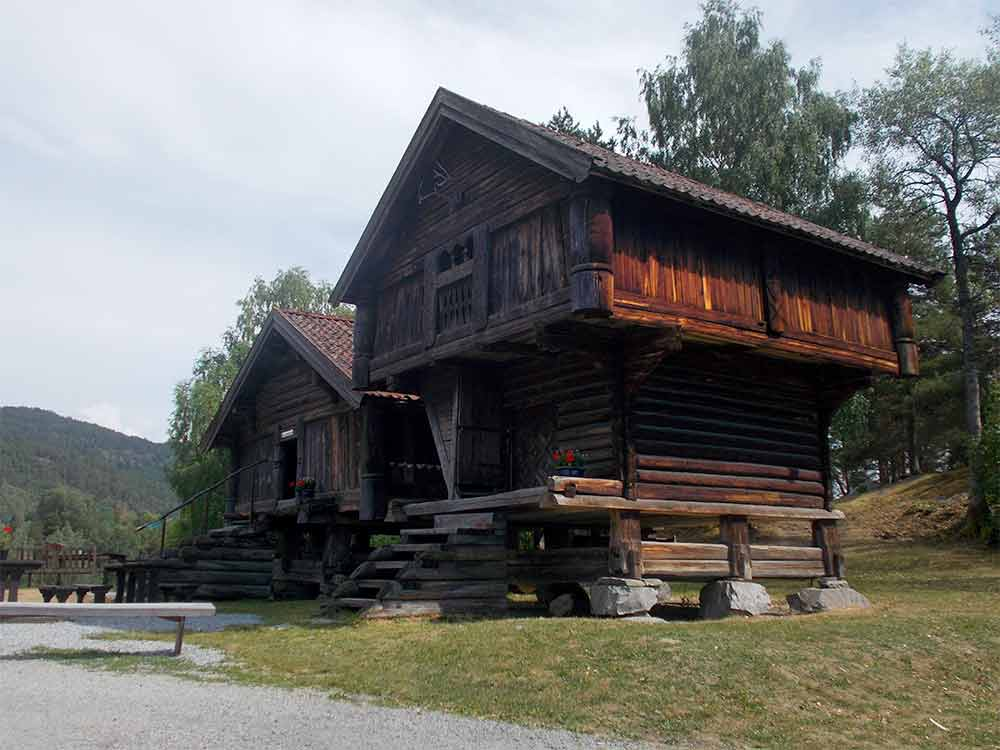 Nórsko 2018 Reštartnisa