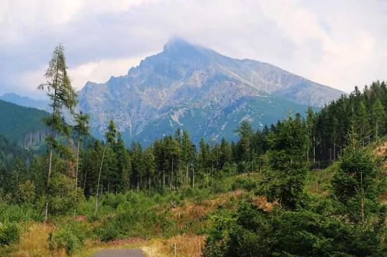 Tichá a Kôprova dolina na bicykli vlakom ZSSK