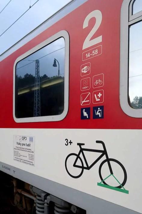 Vlakom do Štrby