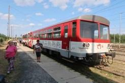 Vápenná - vlakom a bicyklom