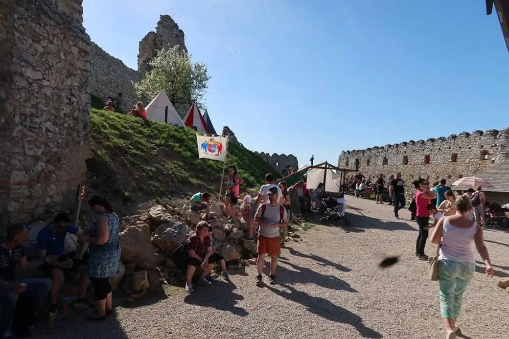 Otvorenie sezóny na hrade