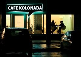 Roman Tibenský, Café Kolonáda
